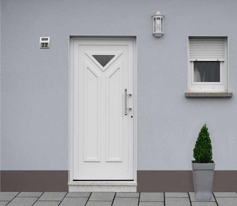 optez pour la porte d'entrée qui vous convient