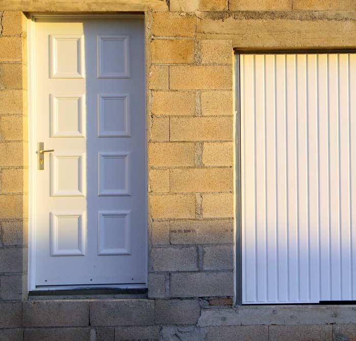 portes de garage de tout type dans les alentours de Langres